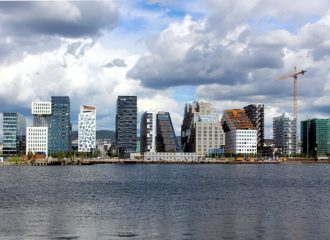 Must-see architecture in Oslo