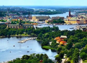 MUST-SEE architecture in Stockholm