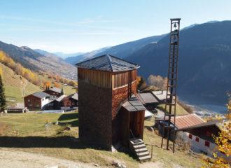 Peter Zumthor Projects in Graubünden