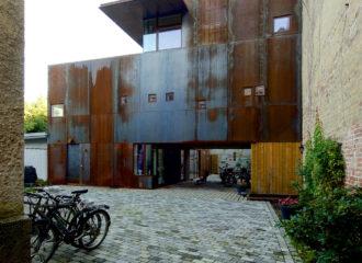Rust House by Jarmund / Vigsnæs As Arkitekter MNAL