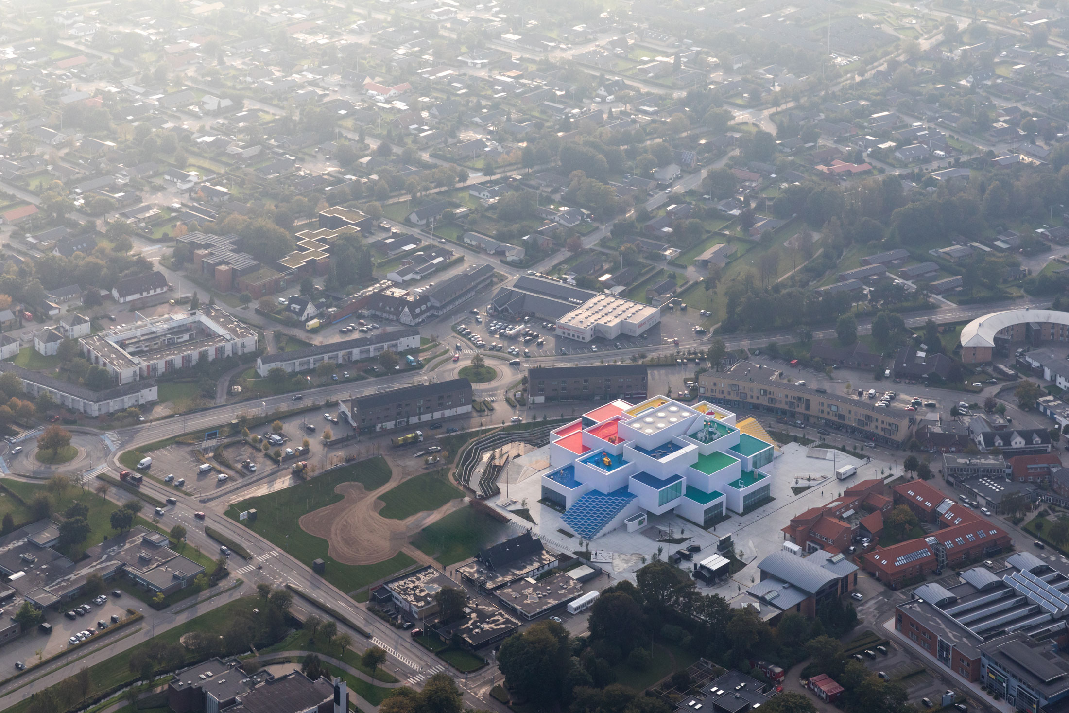 Lego House In Billund Denmark By Big Architects 197 Vontuura