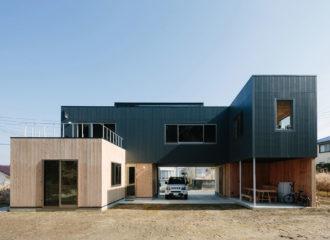 House for Y by Kurosawa Kawara-Ten