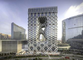 Morpheus Hotel by Zaha Hadid Architects