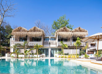 The Gilded Iguana Hotel by Studio Saxe