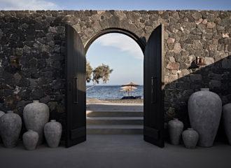 Istoria Hotel in Santorini, Greece