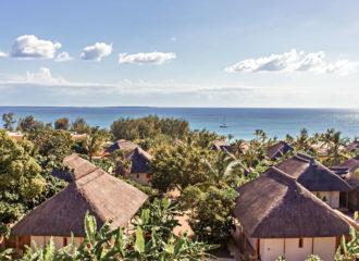 Zuri Zanzibar in the Indian Ocean by Jestico + Whiles