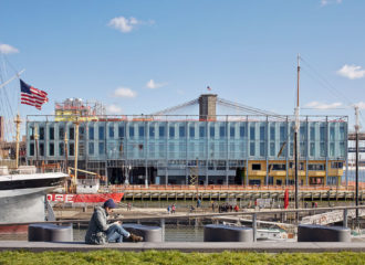 South Street Seaport: Pier 17 by SHoP Architects
