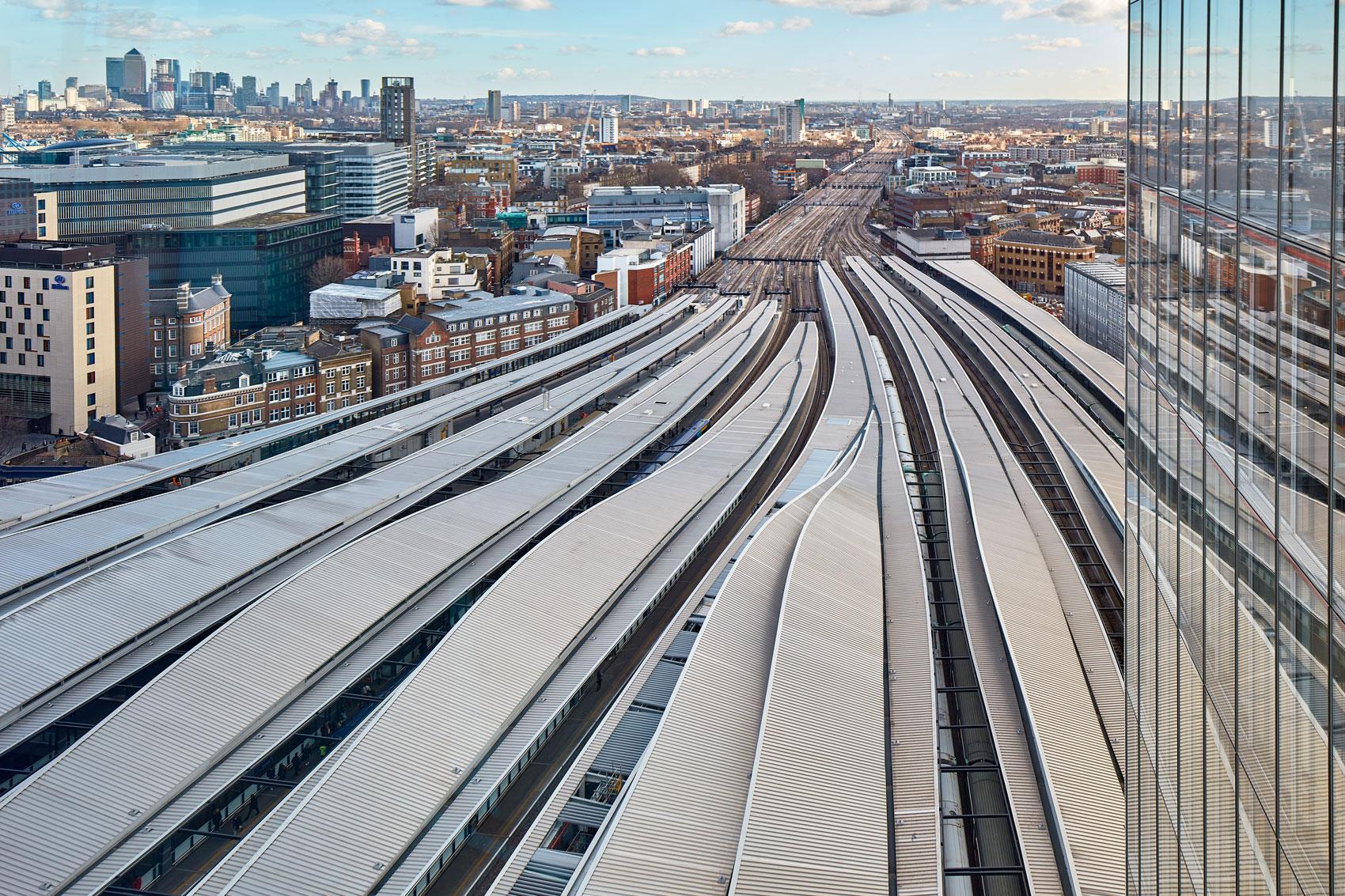 London Bridge Station by Grimshaw Architects | ÅVONTUURA