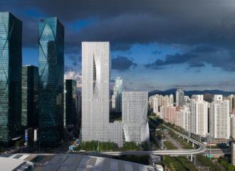Shenzhen Energy Company by BIG Architects