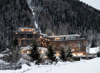 Hotel Silena in Vals by noa* (network of architecture)