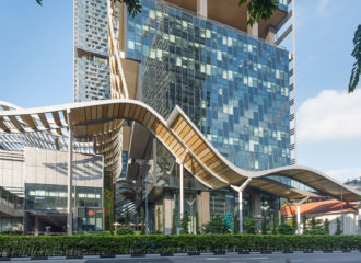 South Beach in Singapore by Foster + Partners