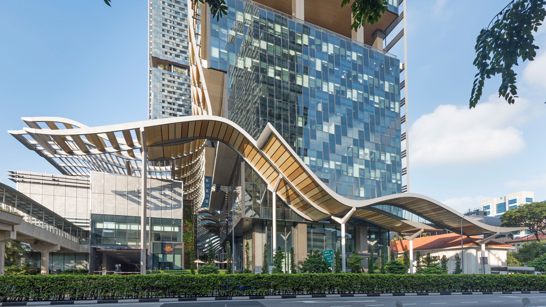 South Beach In Singapore By Foster Partners