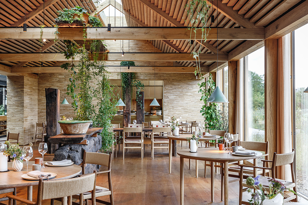 noma restaurant by BIG Architects in Copenhagen | ÅVONTUURA