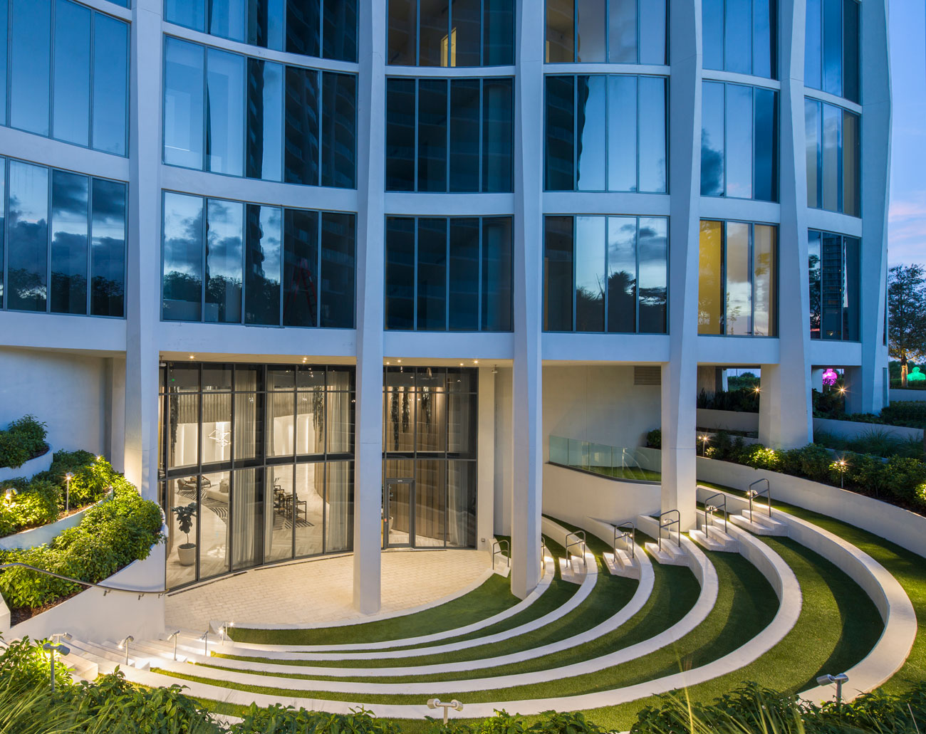 Park Grove Phase 1 by OMA New York