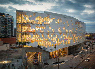 Calgary Central Library by Snøhetta and DIALOG