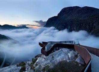 Architecture and Landscape in Norway Exhibit by Ken Schluchtmann