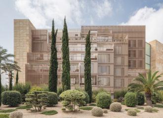 Ibiza Gran Hotel Extension by Colmenares Vilata Arquitectos