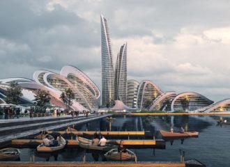 Rublyovo-Arkhangelskoye by Zaha Hadid Architects