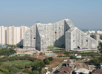 Future Towers in Pune India by MVRDV