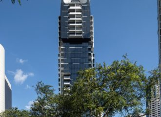 Scotts Tower by UNStudio