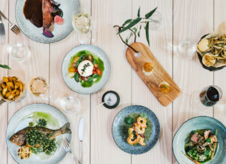 Noi Restaurant in Copenhagen by Gert Wingårdh