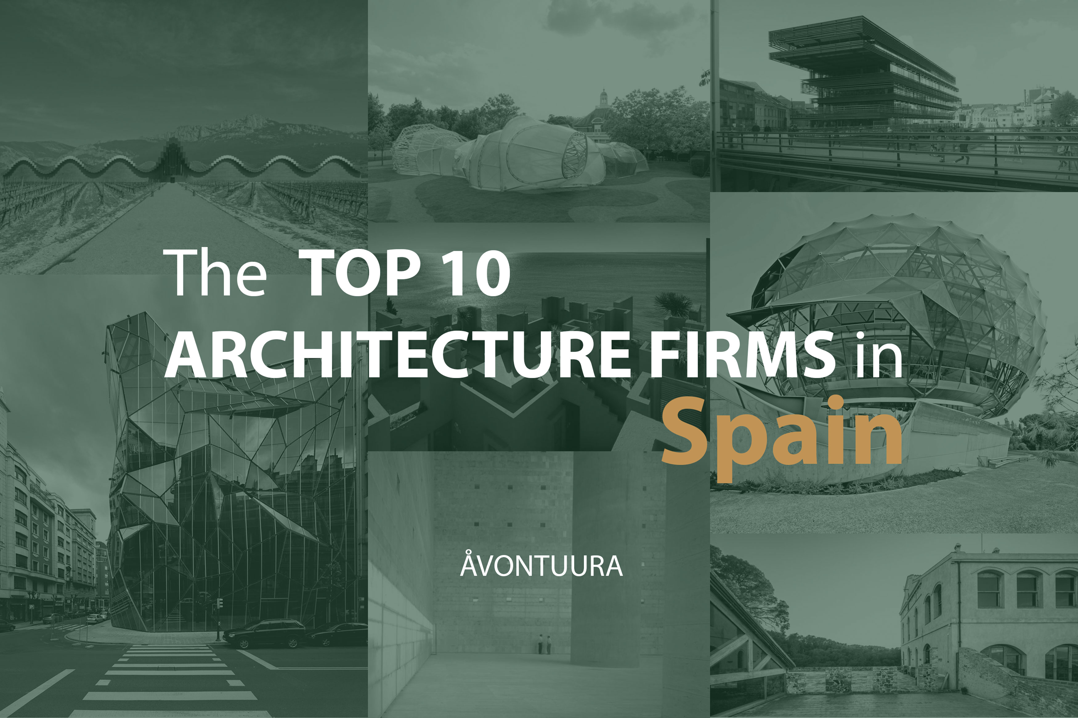 The Top 10 Architecture Firms In Spain Avontuura