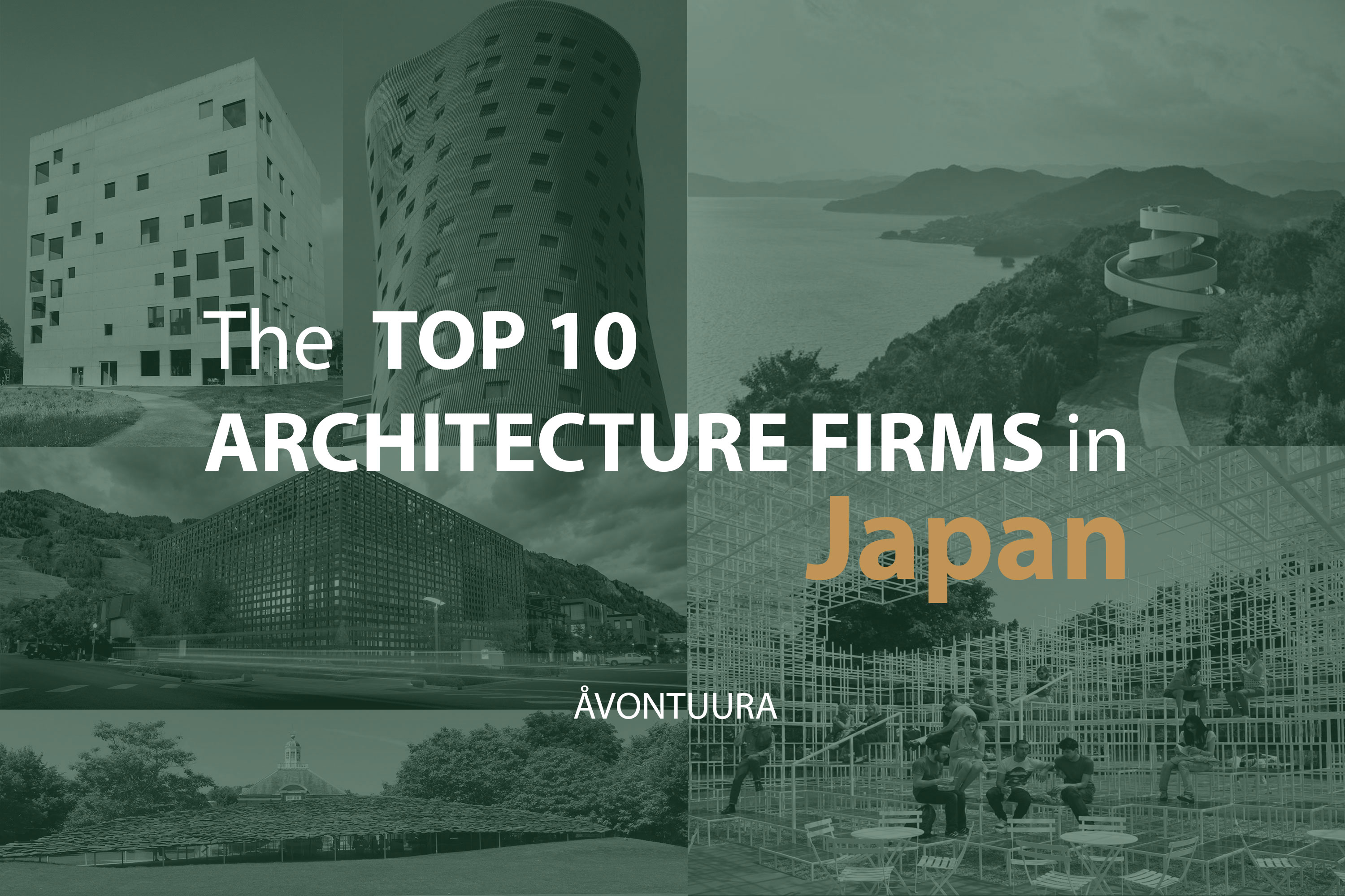 The Top 10 Architecture Firms In Japan Avontuura